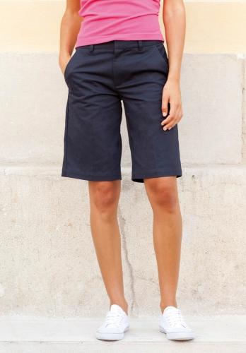 Korte Broek Kopen Dames.Dames Bermuda Shorts Blauw Kopen Voor 29 95 Bij Pruik Kopen Nl